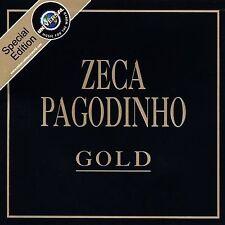 Gold by Zeca Pagodinho (CD, Aug-2002, Universal Distribution)