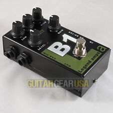 AMT Electronics Guitar Preamp B-1 (Legend Amp Series) -- emulates Bogner Sharp