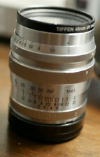 Nikon Nippon Kogaku Nikkor-P.C 8.5cm f2 85mm Leica L39 JAPAN Lens W LTM To M