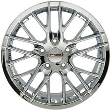 "17"" Wheels For Camaro Firebird Years 1993 - 2002 17X9.5"" Chrome Rims Set (4)"