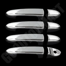 08 09 10 11 12 Ford Escape Chrome 4 Door Handle Covers