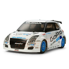 Tamiya Monster Super Swift Clear Body M05 1:10 RC Cars Touring M-Chassis #51545