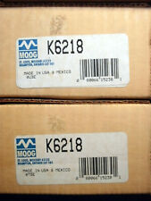 2 Moog K6218 Control Arm Shaft Kits Front Upper Regal Malibu S10 S15 Grand Prix