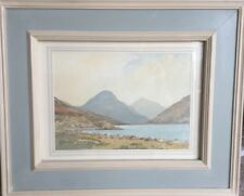 Original Watercolour Wast Water, Lake District