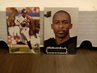 1994 Action Packed Football Card #158 Bert Emanuel RC +stadium club rookie!
