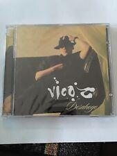 Vico C : Desahogo Latin Pop/Rock 1 Disc Cd