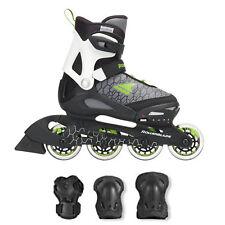 Rollerblade Combo Kids Kinder-Inline Skates Inliner Protectors Joint Set