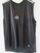 Newcastle United Sleeveless Football Shirt Size xxl /13295