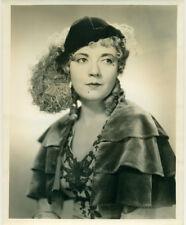 LOIS WILSON Saint Johnson Orig 1932 Portrait Photo Roman Freulich Dbwt