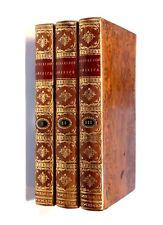 1796 William Robertson The History America Cortez Pisarro Gama Vespucci Superb