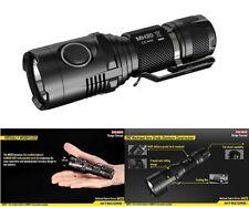 NiteCore LED Taschenlampe MH20 Cree-LED XM-L2U2 -max. 1000 Lumen-wasserdicht NEW