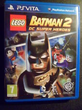 Batman 2 DC Super Heroes LEGO PS Vita Superman Joker en castellano in english.