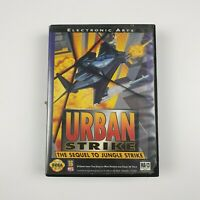 Urban Strike | Sega Mega Drive/Genesis | Missing Manual | Great Condition
