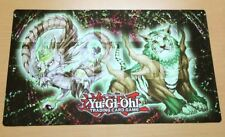 C1578 Free Mat Bag Custom Made Play Mat Yugioh Playmat Naturia Beast CCG Playmat