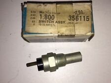 1975 CHEVROLET PASSENGER TEMPERATURE SENDER SWITCH NOS MONTE CARLO CHEVELLE
