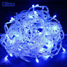 200 LEDs LED Christmas Tree Fairy String Party Lamp Waterproof Blue Display