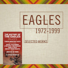 The Eagles : Selected Works 1972-1999 CD (2013) ***NEW***