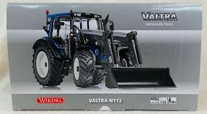 Tracteur Valtra N113 Wiking au 1/32 Neuf