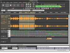 Audacity Audio Editor disc