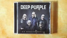 DEEP PURPLE  brandneue  CD  Die groessten Erfolge   Germany  only