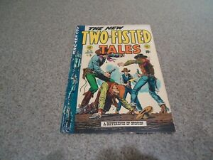 TWO FISTED TALES #36 VG