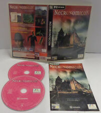Gioco Game Computer PC CD-ROM ITALIANO Play ITA Avventura Horror - NECRONOMICON
