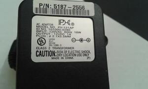 AC ADAPTOR PV-121AP 12VDC, 1A , 16W Power Supply CLASS 2 PLUG; 2.1X5.5mm