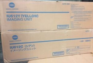 Konica Minolta Imaging Yellow Unit C452, C552 & C652 NEW Factory sealed for SALE