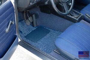 BMW 3 Series E21 1975-1983 Custom Car Floor Mats CocoMats 4 Piece Set