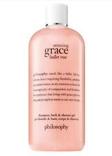 PHILOSOPHY AMAZING GRACE 16 0Z BATH & SHOWER GEL shampoo bALLET ROSE SEALED