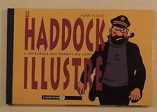 Haddock illustre Algoud Herge Tintin ed Casterman 1991