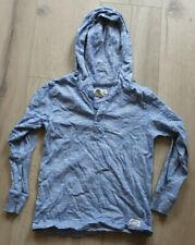 H&M L.O.G.G. cooles Kapuze LA- Shirt Gr. 110 116 4 - 6 J. TOP