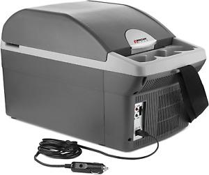 cooler nevera para auto carro 12v mini refrigerador 14qt Y CALENTADOR de comida