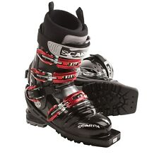 Scarpa T1 Thermo Telemark Ski Boots Dynafit Compatible Mens Womens 23.0