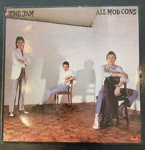 The Jam - All Mod Cons Vinyl LP