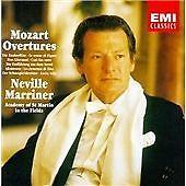 Mozart -  Overtures  - Marriner ASMF (EMI CD 1984)