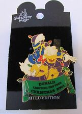 Disney Wdw Night Before Christmas Donald Duck Pin