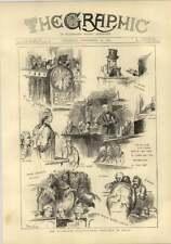 1873 Tichborne CASE plus sketches en cour juive témoin