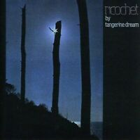 TANGERINE DREAM Ricochet (Live) CD BRAND NEW