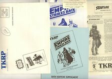 Tkrp Empire Strikes Back Catalog Licensed Merch 6th Edition & Supplement More