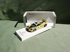 MCLAREN F1 GTR #51 MATCH ONE RACING/HARROD'S LE MANS 1995 TRUESCALE MODEL 1/43