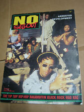 RARE 1992 RAP HIP HOP Magainze 1992 2PAC SPICE 1 GANG STARR X-CLAN DAS EFX