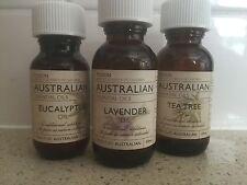 100% Pure Australian Lavender Oil 50ml