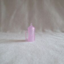 New 2018 Barbie Skipper Babysitter Doll Light Pink Baby Bottle For Diorama