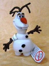 PERSONAGGIO FROZEN OLAF  h 6 cm  ideale per torte cod.16006