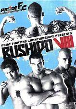 Pride FC - Bushido, Vol. 8     DVD    LIKE NEW