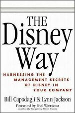 NEW The Disney Way by William Capodagli