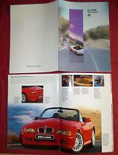 N°4370 / catalogue der BMW Z3 roadster   1995