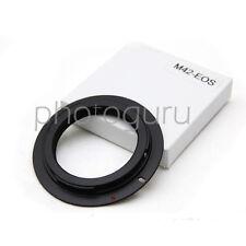 Adattatore anello per ottiche M42 su corpo EOS CANON 100D 450D 800D 1D 1000D