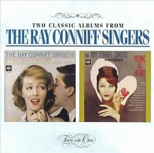 It's the Talk of the Town/Young at Heart by Ray Conniff (CD, Jan-1999, Sony Music Distribution (USA))